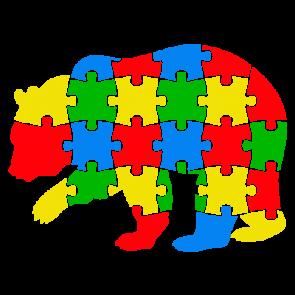 autism bear 2