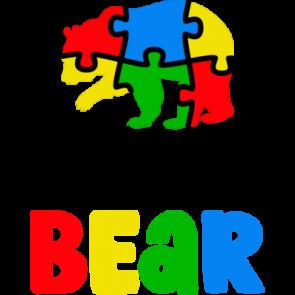 Autism Papa Bear