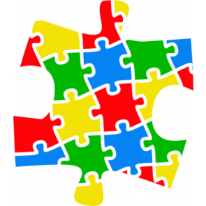 Autism Puzzle Piece3