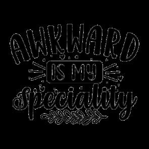 Awkward Is My Speciality 01
