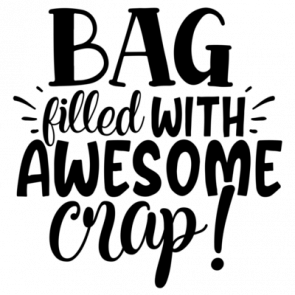 Bag Filled With Awesome Crap 01