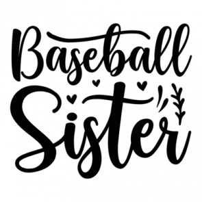 Baseball Sister 01