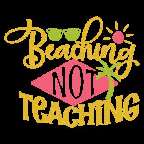 Beaching Not Teaching 01