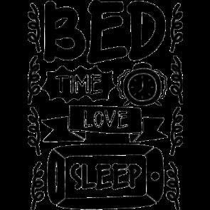 Bed Time Love Sleep