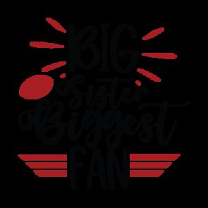 Big Sister Biggest Fan 01