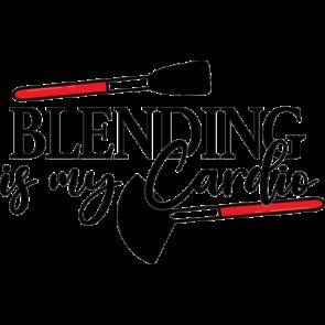 Blending Is My Cardio