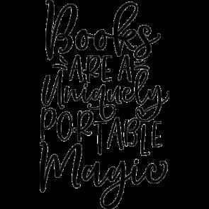 Books Are A Uniquely