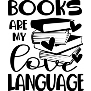 Books Are My Love Language