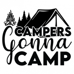 Campers Gonna Camp 01