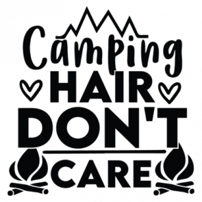 Camping Hair Dont Care 01