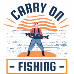 Carry On Fishing