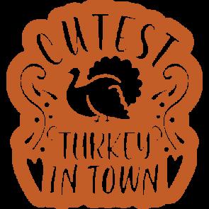 Cutest Turkey In Town1