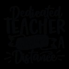 Dedicated Teacher Even From A Distance 01