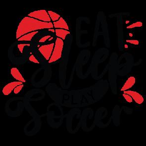 Eat Sleep Play Soccer 01