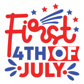 First 4th Of July 01