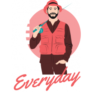 Fishing Everyday The Best Angler