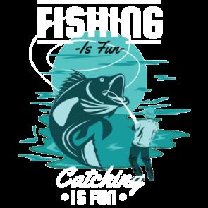Fishing Is Funcatching Is Better