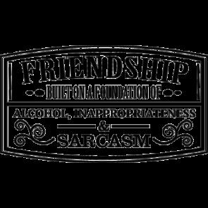 Friendship Badge 3