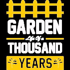 Garden Life Of A...