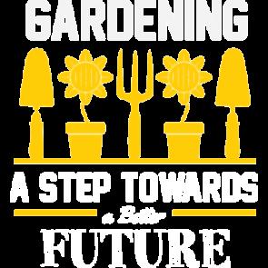 Gardening A Step Towards  A Better Future