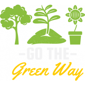 Go The Green Way