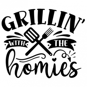 Grillin With The Homies 01