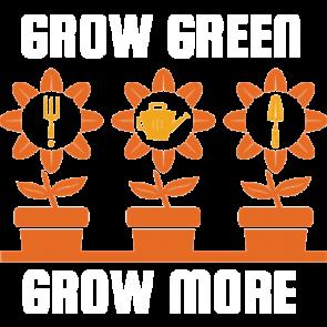 Grow Green Grow More