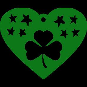 Heart Clover