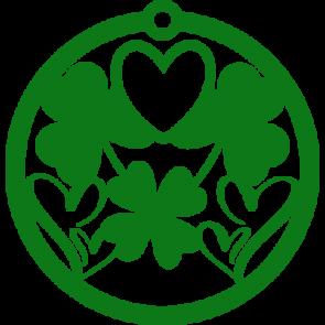 Heart Clover1