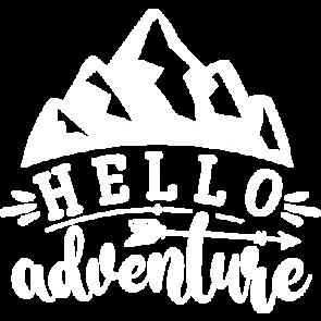 Hello Adventure White