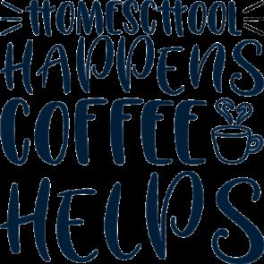 Homeschool Happend Coffee Helps