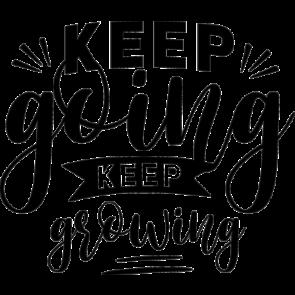 Keep Going Keep Growing