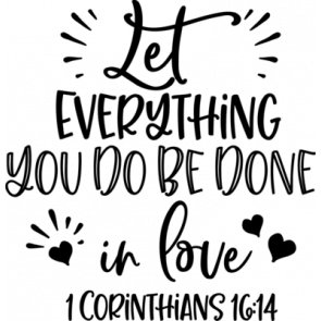 Let Everything You Do