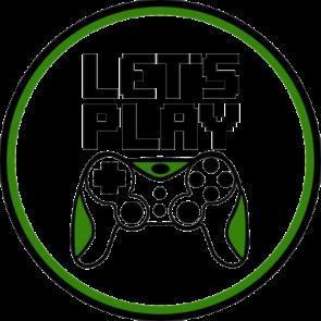 Lets Play Gaming Tshirt