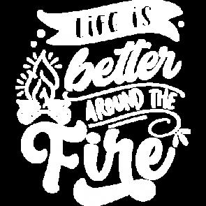 Life Is Better Around White