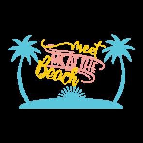 Meet Me At The Beach 01
