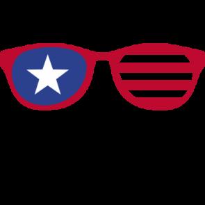 Merica Glasses