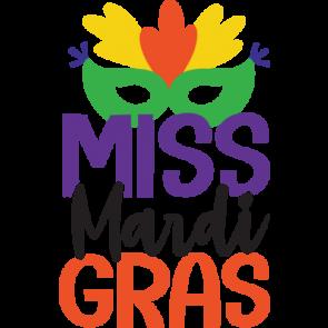 Miss Mardi Gras