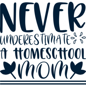 Never Underestimate A Homeschool Mom