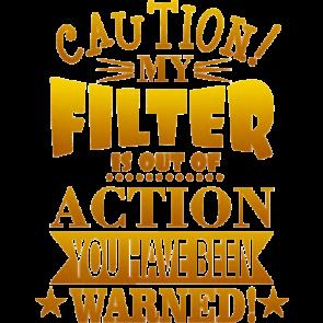 No Filter Gold