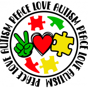 Peace Love Autism1
