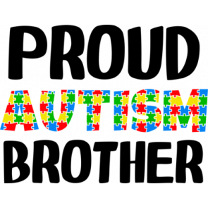 Prou Autism Brother