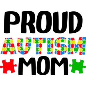 Prou Autism Mom