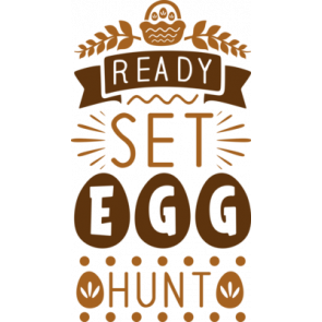 Ready Set Egg Hunt