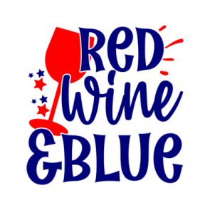 Red Wine And Blue 01