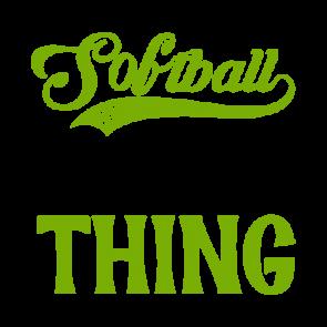 Softball Its A Girl Thing 01