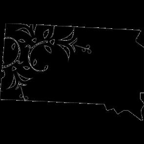 South Dakota Home Tshirt
