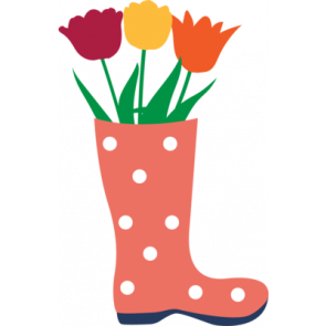 Spring Boot With Flowers