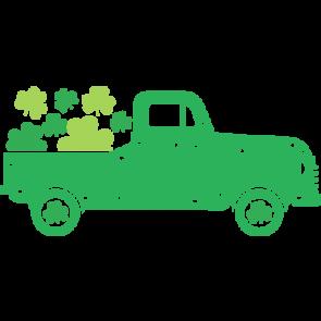St Patricks Truck
