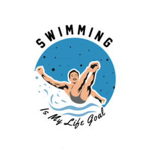 Swimming Is My Life Goal